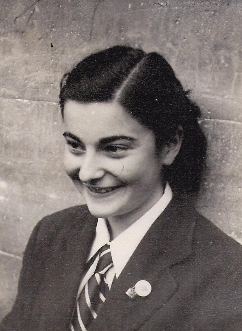 Fiona De Angelis nee Jannetta